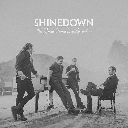 Shinedown The Warner Sound Live Room