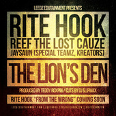 The Lions Den (feat. Reef the Lost Cause & Jaysaun) by Rite Hook