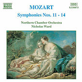 Symphonies Nos. 11 - 14 by Wolfgang Amadeus Mozart