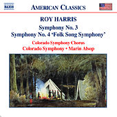 Harris, R: Symphonies Nos. 3 And 4 by Roy Ellsworth Harris