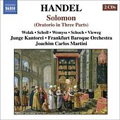 HANDEL: Solomon, HWV 67 by Various Artists