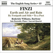 FINZI: Earth and Air and Rain / To a Poet / By Footpath and Stile by Various Artists