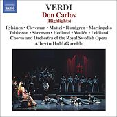 VERDI: Don Carlos (Highlights) by Various Artists