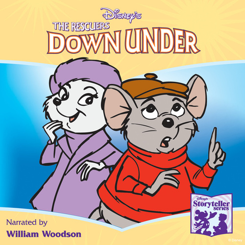 The Rescuers Down Under by Various Artists