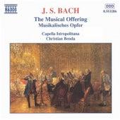 The Musical Offering by Johann Sebastian Bach