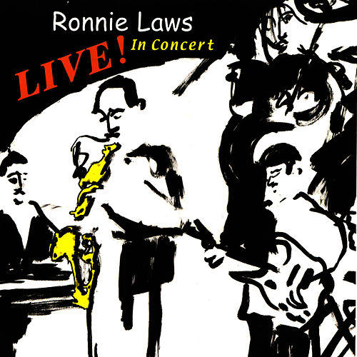 Ronnie Laws (Live) by Ronnie Laws