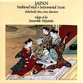 Japan: Traditional Vocal And Instrumental Music by Ensemble Nipponia
