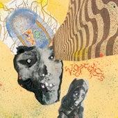 The Driller b/w Psychogeist by Wolf Eyes