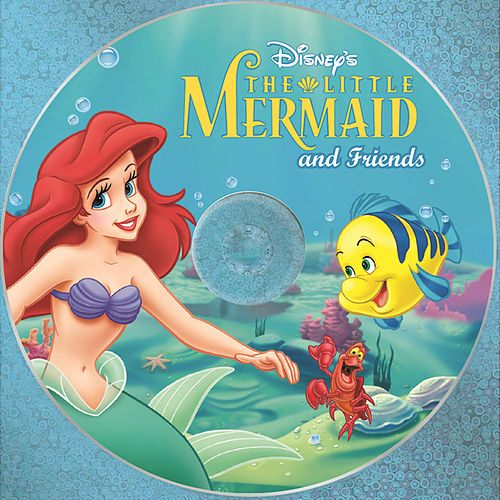 The Little Mermaid and Friends by Various Artists