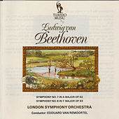 Beethoven: Symphony No. 7 & No. 8 by London Symphony Orchestra
