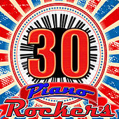 30 Piano Rockers von Various Artists
