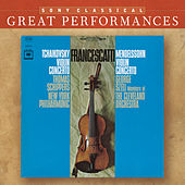 Mendelssohn & Tchaikovsky: Violin Concertos [Great Performances] by Zino Francescatti
