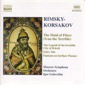 The Maid of Pskov by Nikolai Rimsky-Korsakov