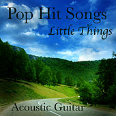 Pop Hit Songs on Solo Acoustic Guitar: Little Things by The O'Neill Brothers Group