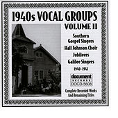 1940s Vocal Groups Vol. 2 (1940-1945) by Various Artists