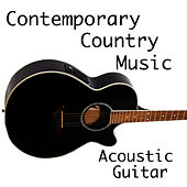 Acoustic Guitar Plays Contemporary Country Music by The O'Neill Brothers Group