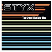 The Grand Illusion - Live by Styx