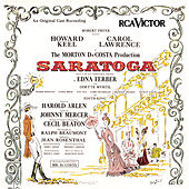 Saratoga - An Original Cast Recording by Harold Arlen
