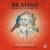 Brahms: Symphony No. 2 in D Major, Op. 73 (Digitally Remastered) by Moscow RTV Symphony Orchestra