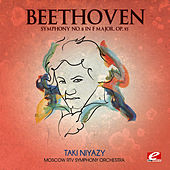 Beethoven: Symphony No. 8 in F Major, Op. 93 (Digitally Remastered) by Moscow RTV Symphony Orchestra