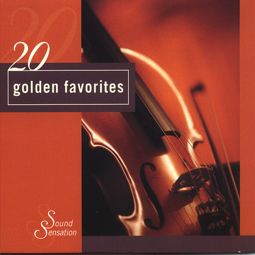 20 Golden Favorites by 101 Strings Orchestra