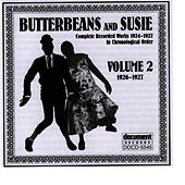 Butterbeans & Susie Vol. 2 (1926-1927) by Butterbeans and Susie