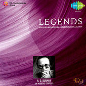 Legends - Rahul Dev Burman - Vol 04 von Various Artists