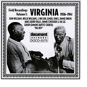 Field Recordings Vol. 1: Virginia (1936-1941) by Various Artists