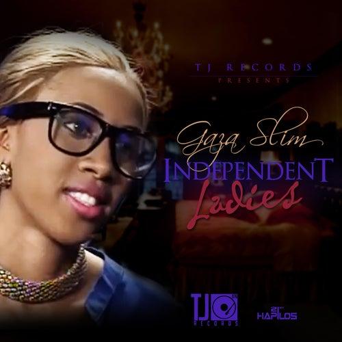 Independent Ladies - EP by Gaza Slim
