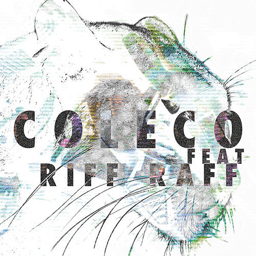 Visions of Coleco (feat. Riff Raff) by Hyper Crush