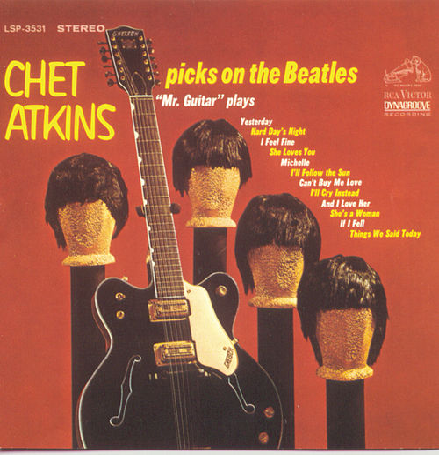 Chet Atkins Picks On The Beatles by Chet Atkins