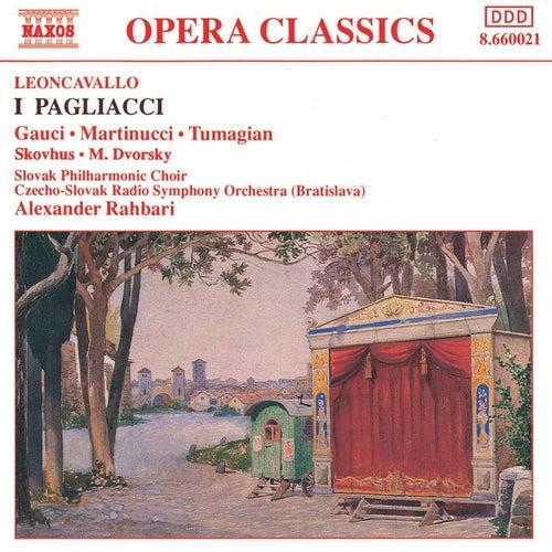 I Pagliacci by Ruggiero Leoncavallo