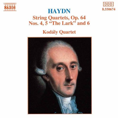 String Quartets, Op. 64, Nos. 4 - 6 by Franz Joseph Haydn