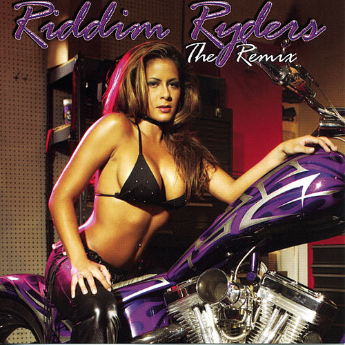 Riddim Ryders The Remix by Various Artists