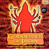 Goddesses Of India by Various Artists