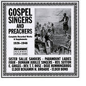Gospel Singers And Preachers (1926-1948) by Various Artists
