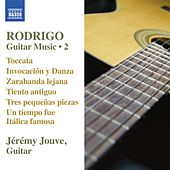 Rodrigo: Guitar Works, Vol. 2 by Jeremy Jouve
