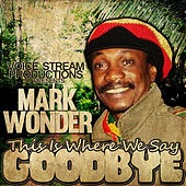 This Is Where We Say Goodbye - Single by Mark Wonder