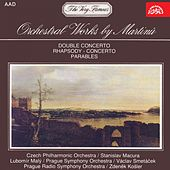 Martinů:  Orchestral Works by Various Artists