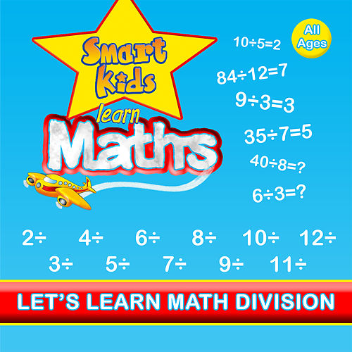 Minilingo Smart Kids Let's Learn Math Division by Janet Irwin