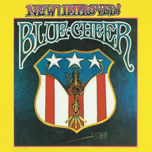New Improved by Blue Cheer