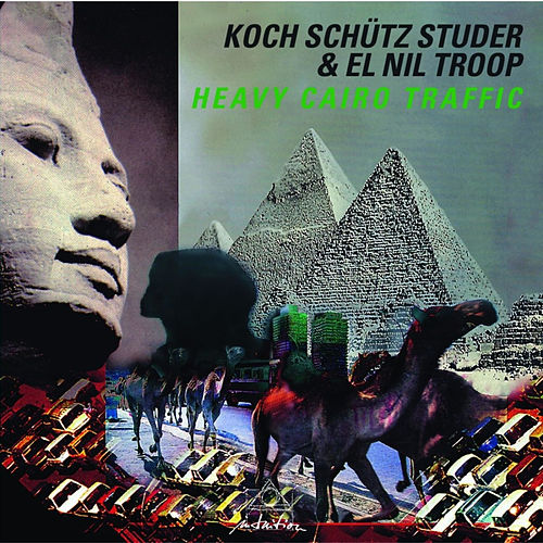 Heavy Cairo Traffic by Koch Schütz Studer