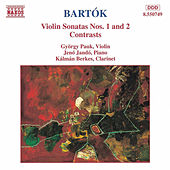 Violin Sonatas Nos. 1 and 2 / Contrasts by Bela Bartok
