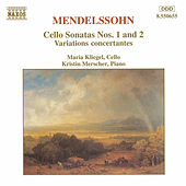 Cello Sonatas Nos. 1 and 2 by Felix Mendelssohn