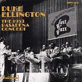 The 1953 Pasadena Concert by Duke Ellington