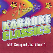 Karaoke - Male Swing and Jazz Vol. 1 by Various Artists
