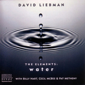 The Elements: Water by David Liebman