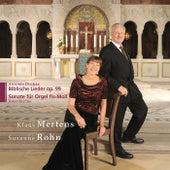 Dvorak: 10 Biblical Songs - Klicka: Organ Sonata in F sharp minor by Various Artists
