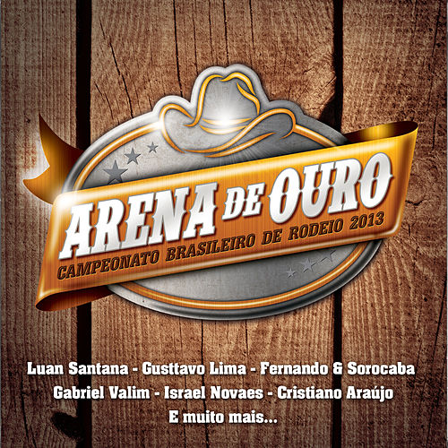 Arena de Ouro by Various Artists