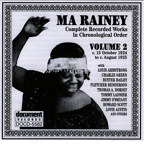 Ma Rainey Vol. 2 (1924-1925) by Ma Rainey